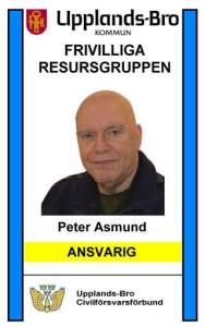 FRG Peter Asmund Ansvarig
