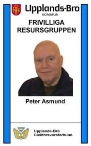 FRG Peter Asmund medlem